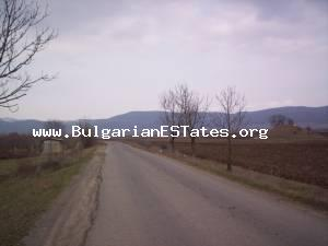Plot of land for sale located at the hamlet of Polyanovo in Aytos municipality.