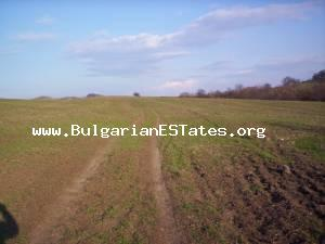 Agricultural land for sale located close to the village of Sadievo.