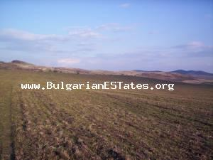 Agricultural land for sale located at the village of Sadievo in Burgas region.