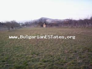 Land for where you can build the home of your dreams in the quiеt and beautiful village of Sadievo.