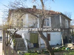 Amazing offer - house for sale located near the Bulgarian Black Sea