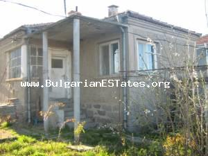 SOLD Exclusive offer - house for sale located near the famous town of Sozopol