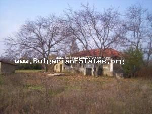Rural house for sale in Bulgaria. A property located in the cozy village of Malenovo.