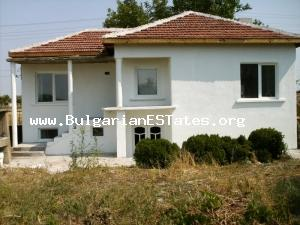 Lovely renovated house with a large garden, situated in the village of Mlekarevo.