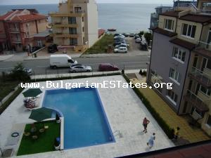 Brand new seafront apartments in Nessebar/Ravda