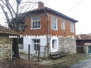 An authentic rural house just 36km away from the Black Sea and Burgas
