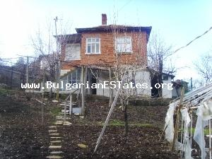 A spacious rural house just 36km away from Burgas.