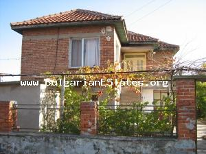 A charming, immaculate country house in the village of Yambol Region.