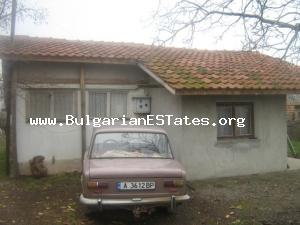 A nice bungalow in a sought-after area - near the Black Sea.