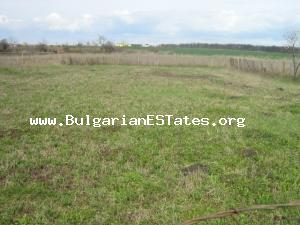 Plot of land for sale located at the enchanting in Bourgas region.