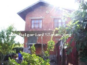 Wonderful Bulgarian property for sale – a villa located at the amazing town of Harmanly.