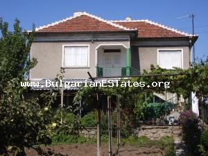 House for sale located among the beauty of the Bulgarian countryside.