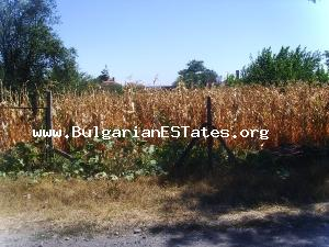 Plot of land for sale located in the calm hamlet close to the attractive city of Burgas.