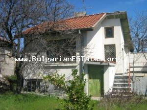 Wonderful cottage for sale located in a very attractive region close to the Black sea coast.