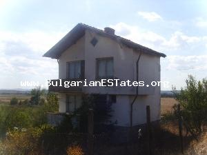 House for sale in a very attractive region with beautiful view to the Mandra Lake.