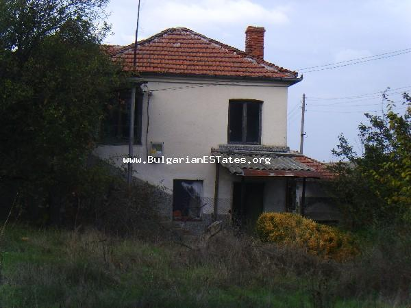 Cheap property for sale – located in a well developed region famous with rural tourism.