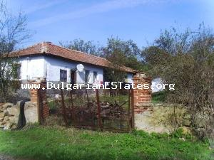 Cheap rural house is for sale located in very beautiful area famous with clean fresh air.