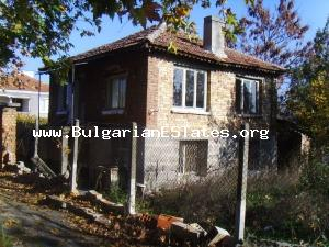 House for located in a very attractive place for tourism near the beautiful old town Sozopol.