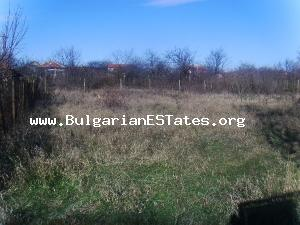 Property for sale – a plot of land located in a calm village near the amazing seaside of Bourgas.