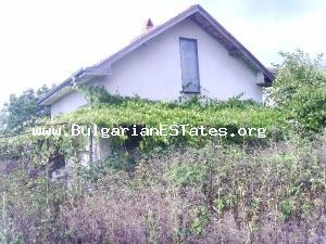Rural house for sale located at a calm village in Bourgas District.
