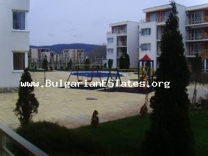 Bulgarian estates LTD offers to your attention studio apartment for sale in the sea resort Sunny Beach.