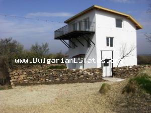This house is situated in a quiet lovely village 60 km away from Bourgas.