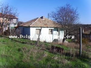 One-storey house is for sale located only 16 km from the city of Bougras.