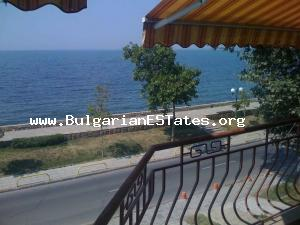 Great apartment - Pomorie, center, on the beach, view to the Bourgas Bay, Bulgaria.