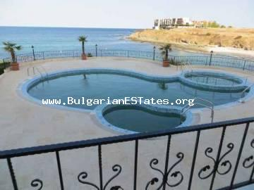 Wonderful apartment for sale – beachfront in luxury complex in Lozenets, Bouragas, Bulgarian Black sea coast.