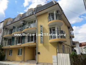 Family hotel for sale is located in the lovely seaside resort of Kiten, Bulgaria.