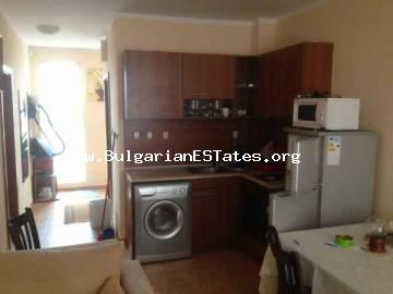 great  reasonable  bargain. Cheap, fully furnished, two-bedroom apartment for sale in Sunny Beach, Bulgaria.