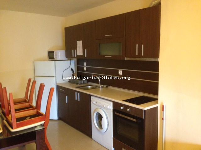 "Buy an apartment in Bulgaria .Apartment with many rooms is for sale in the ""GARDEN BEACH"""