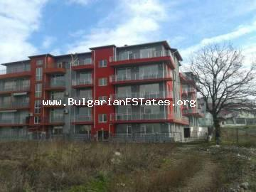 We offer for sale studios and one bedroom apartments in Primorsko, Bulgaria