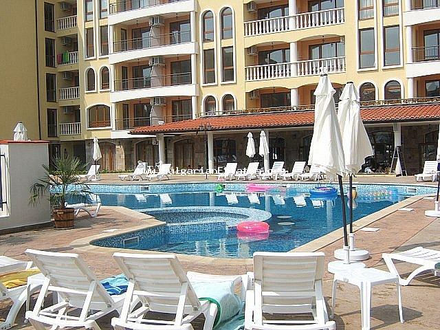 Sunny Beach apartment in a holiday complex in Sunny Beach! 150 m to the sea!