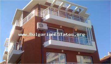 Two-bedroom apartment in Sarafovo is for sale!