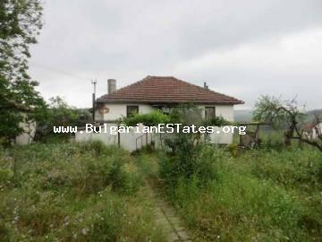 For sale is a two-storey house situated in one of the most picturesque Bulgarian villages -Pismenovo only 7km from the beach of Primorsko.