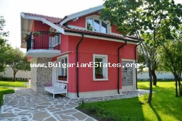 Completely renovated and designed stylish house, with new furniture and equipment, waterfront, Chernomorets, Bulgaria