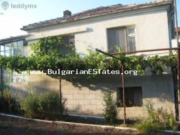 For sale is a house in the picturesque village of Izvor, Bourgas, Bulgaria.