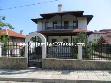 House in Bulgaria.New built two-storey house is for sale in the village of Velika, Tsarevo, Bulgaria.