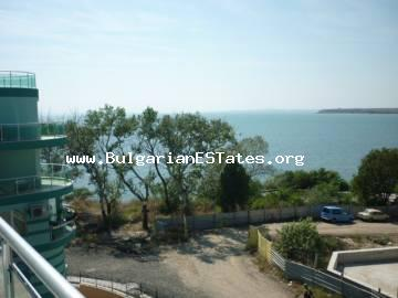"Two bedroom Apartment for sale in the town of Pomorie, complex ""Europe"". The first line to the sea!"