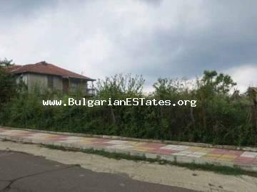 For sale is old two-storey house 7 km away from Primorsko and the sea in the village of Pismenovo, Bulgaria.