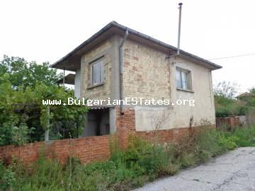 Two-storey house is for sale with Mountain View in the village of Mramor, Bulgaria.