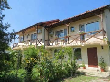 Semi-detached house for sale in the village of Livada, Bourgas, Bulgaria