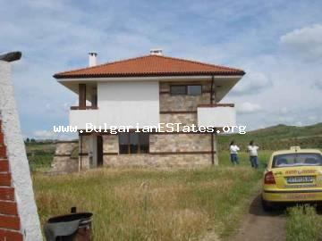 UNIQUE OFFER!!! Cheap house is for sale with business in the village of Cherno more, 10 km from the seaside city of Bourgas, Bulgaria.