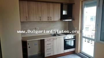 Buy a cheap two-bedroom apartment with sea view in Sarafovo, Bourgas, Bulgaria