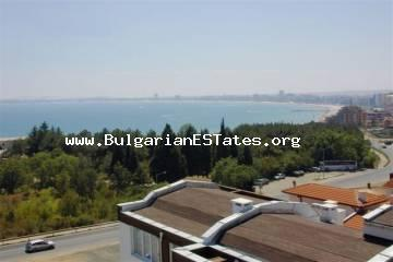 Two-bedroom apartment is for sale in the complex of Vista Del Mar 2, St. Vlas, Bulgaria.