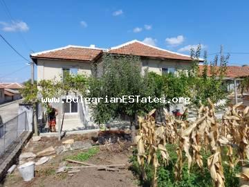 Bulgarian property – two –storey house is for sale in the village of Oryahovo