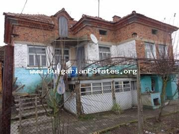 Rural house is for sale in the village of Radovets, Haskovo region, Bulgaria.