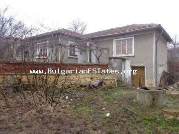 Bulgarian real estate – house with yard for sale in the village of Pastrogor, Svilengrad.