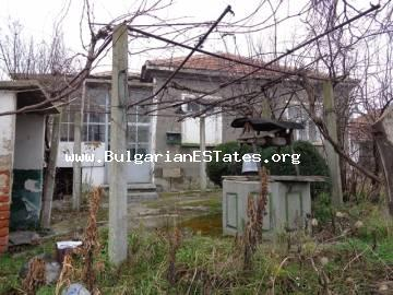 One-storey house with garden is for sale – Levka, Svilengrad,Bulgaria.
